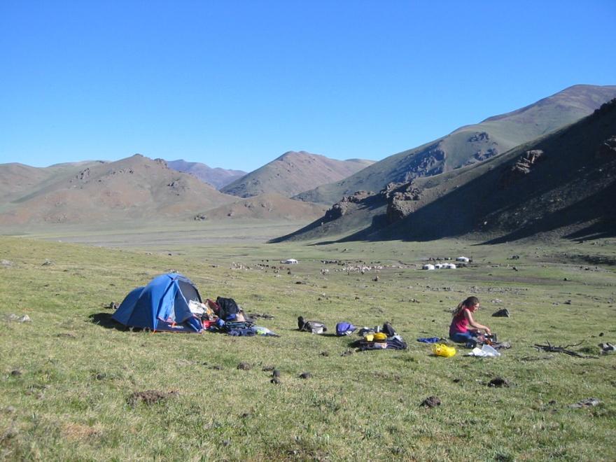 7 campsite