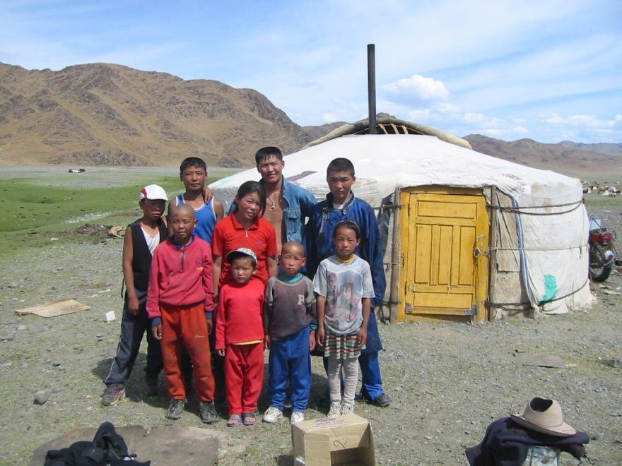 9 Sukhi & family